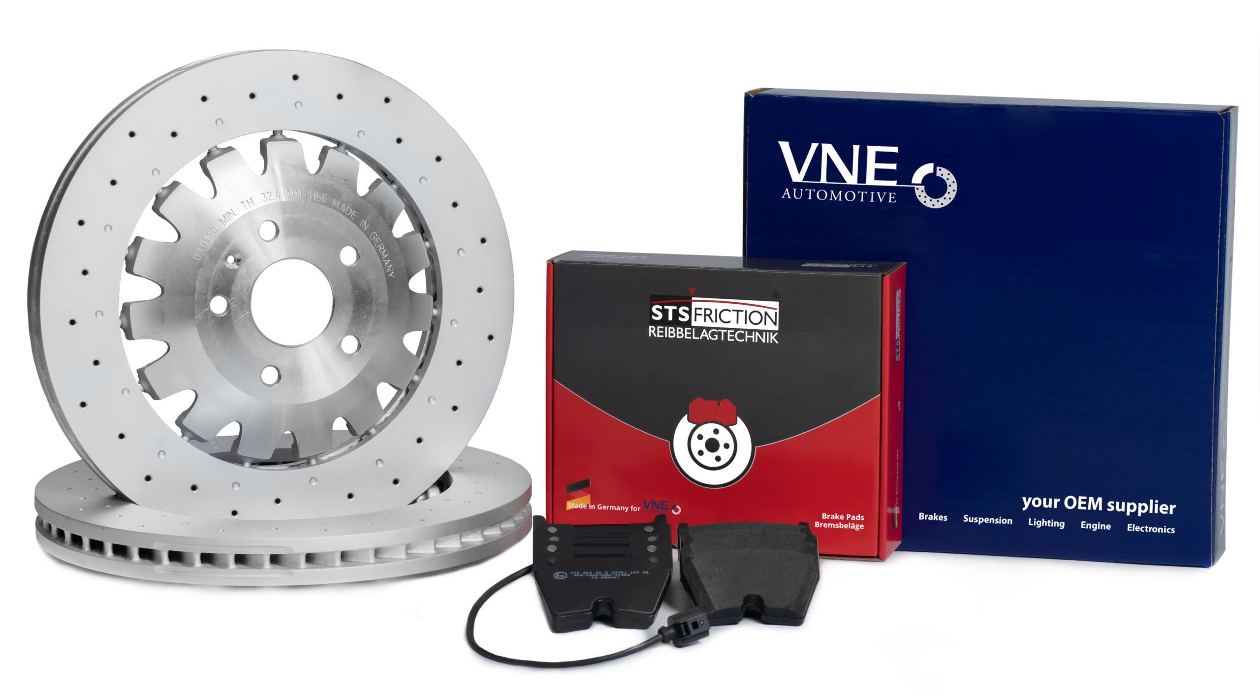 VNE Brake Kit 1156-795